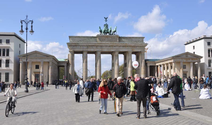City Walks in Berlin