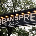 Urbanspree Art Gallery - Oi Berlin