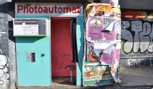 Photo Booth in Kreuzberg