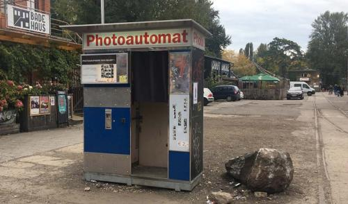 Photo Booth in Revaler Strasse