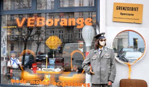 vintage store in Prenzlauer Berg
